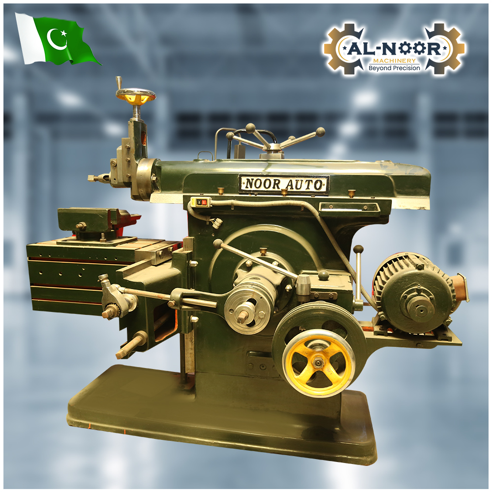 Best Shaper Machines (Randa Machines) for Sale in Pakistan – 2021