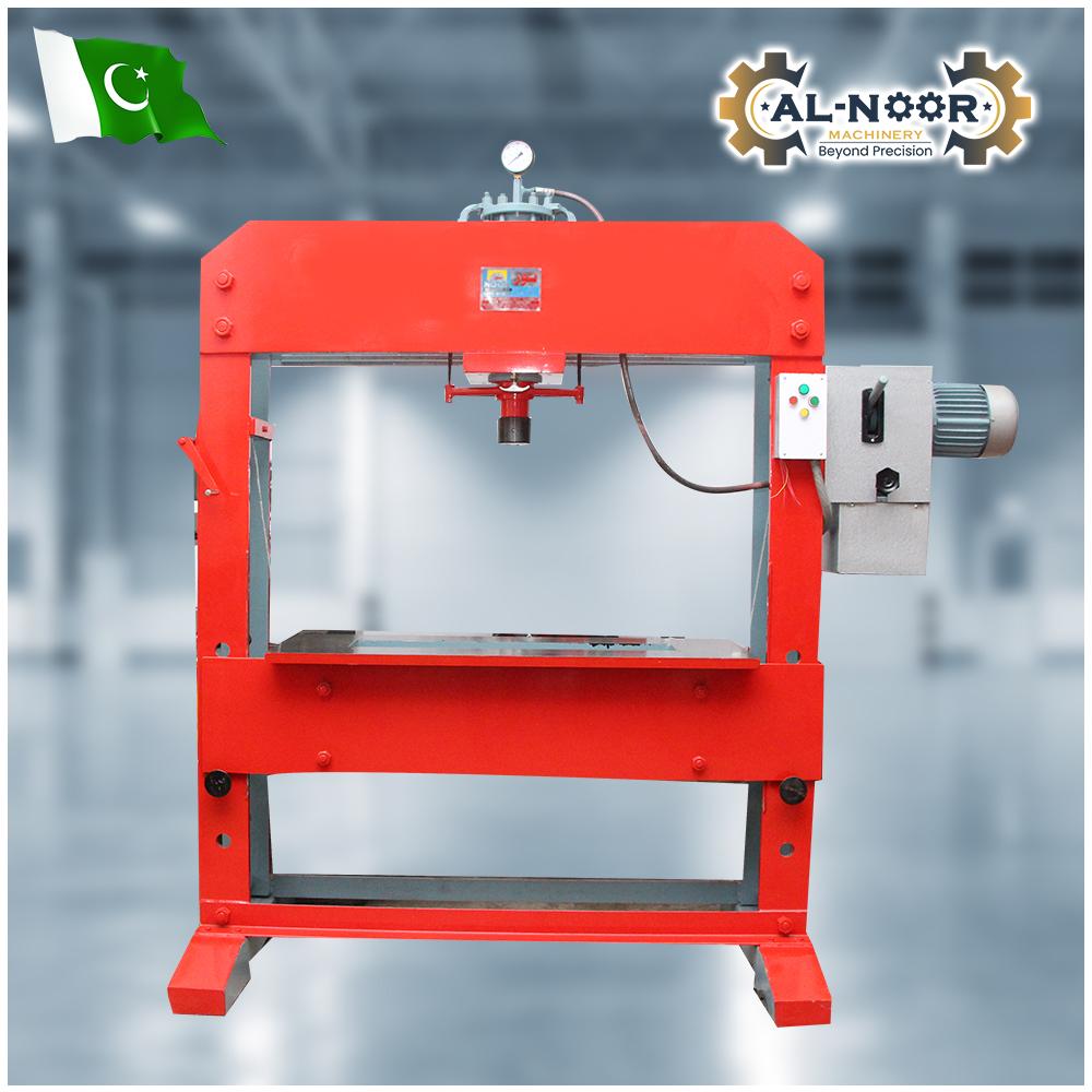 Hydraulic Press Machines in Pakistan (Sale Price 2021)